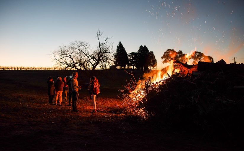 Come Wassailing with us at the Canobolas Dance Hall – Orange Winter Fire Festival 2019